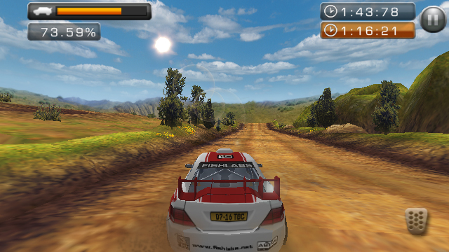 Rally Master Pro available as free download on Satio and